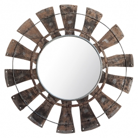 Espejo de Pared Rueda