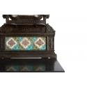 Mueble de Baño antiguo de madera con detalles