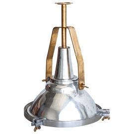 Lámpara Antique Latón