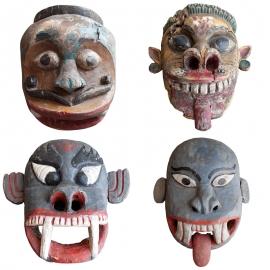 Máscaras Antiguas B
