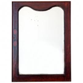 Espejo Antiguo Marco Madera