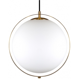 Lámpara Colgante Diseño Bola