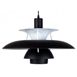 Lámpara Techo Negra PH50