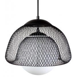 Lámpara de Techo Negra Grill