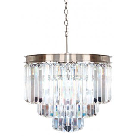 Lámpara Colgante de Techo con Cristales K9