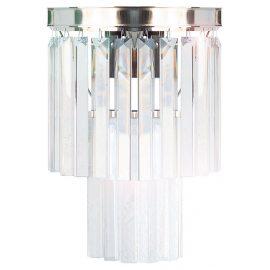 Aplique Pared con Cristales K9