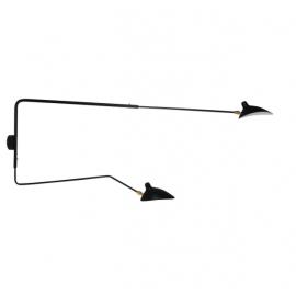 Lámpara Serg 2 Brazos XL