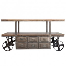 Carro Camarera Bar Trolley