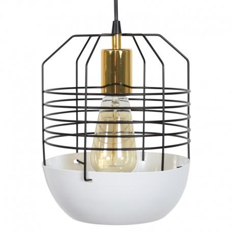 Lámpara colgante de diseño Retro inspirado en el diseño Bluff City