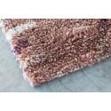 Alfombra de lana con colores en tonos tierra Kamala