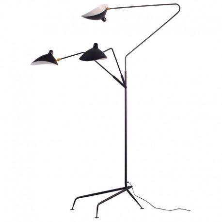 Lámpara Serg 3 cabezas