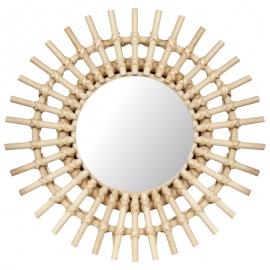Espejo de Pared Ratán C