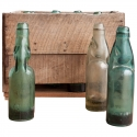 Caja Bebidas Antigua de madera
