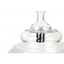 Lámpara de cristal de techo B