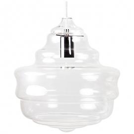 Lámpara Gala Transparente E
