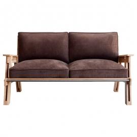 Sofá Vintage de Pana