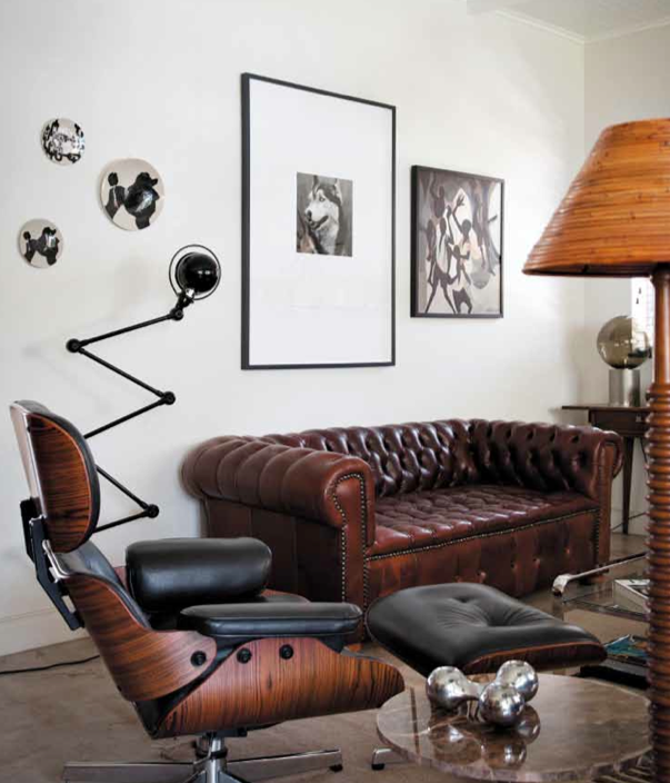 eames lounge es un silln muy cmodo y decorativo que puede adaptarse a cualquier estilo dar un toque perfecto a cualquier rincn tanto si el espacio es - Sillon Eames