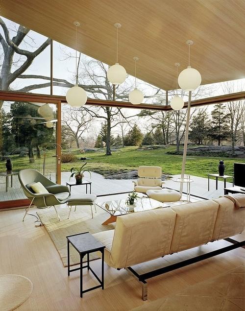 Vía interior design