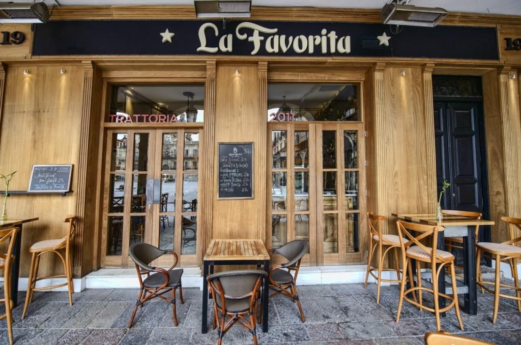 Vía Restaurante La Favorita