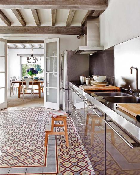Singular market blog for Baldosas vinilicas cocina