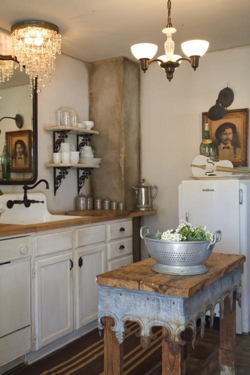 Singular market blog - Mesas cocina vintage ...