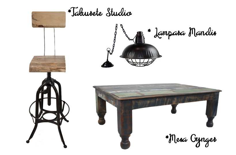 mobiliario industrial