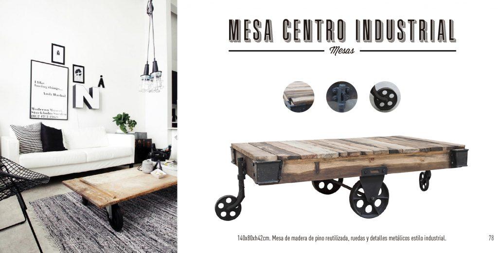 mesa-industrial
