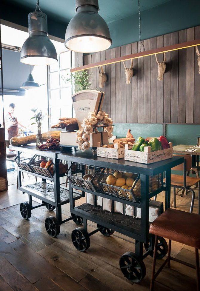 Trolley Madera | Singular Market