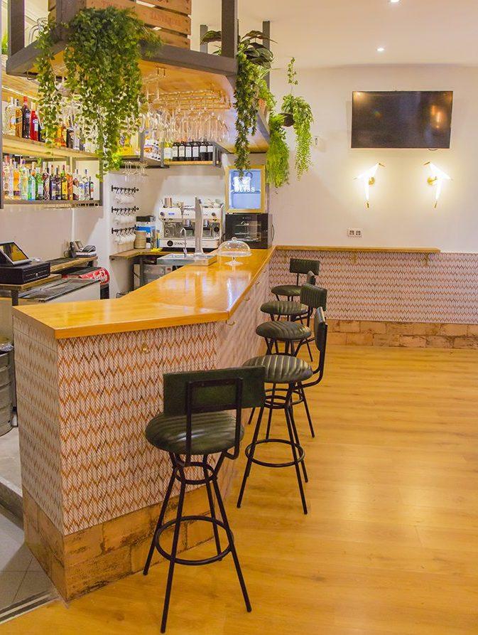 Restaurant mobiliario