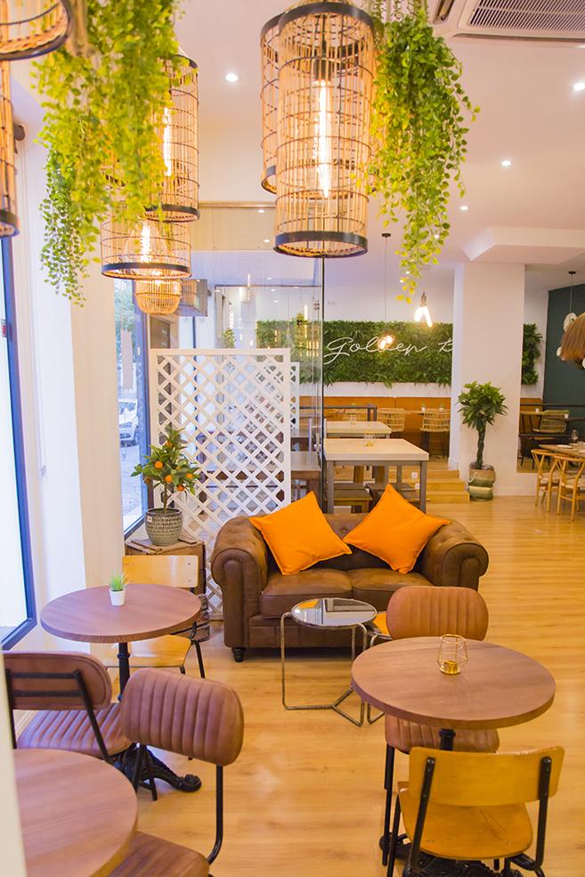 Mobiliario para hostelería- Restaurant