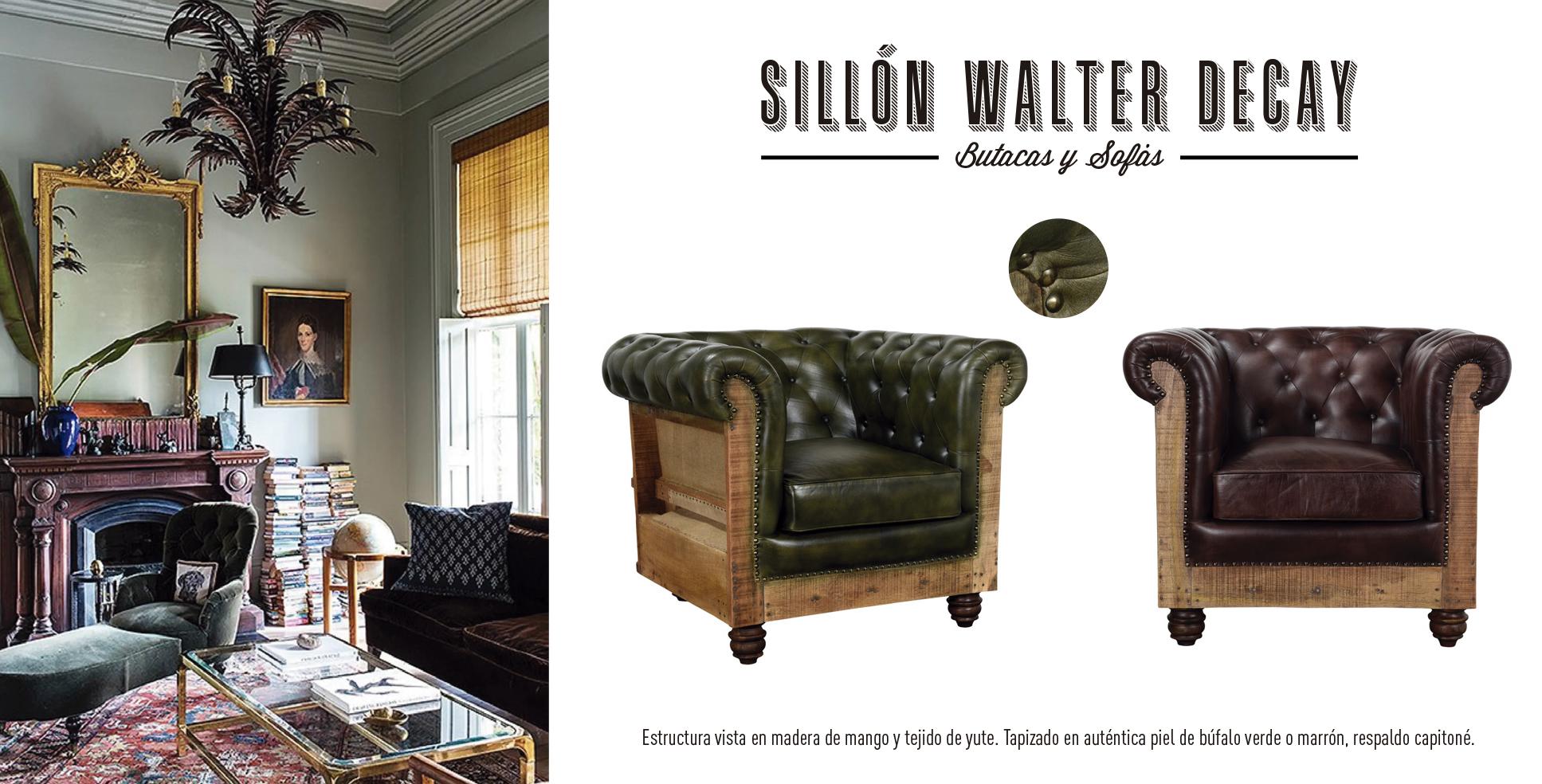 sofa walter decay