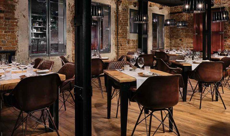 Restaurante argentino Singular Market