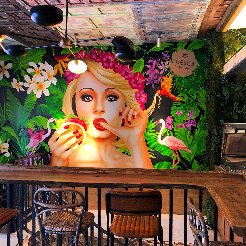 Bresca restaurante Singular Market Madrid