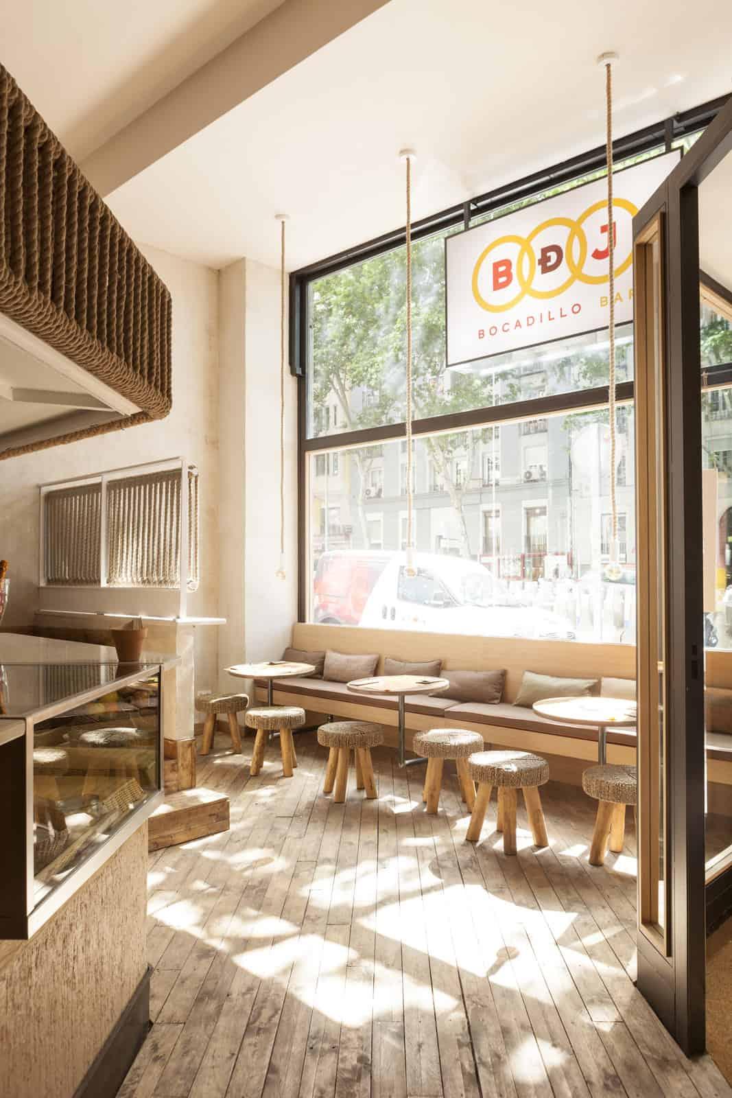 DBJ Madrid hostelería Singular Market