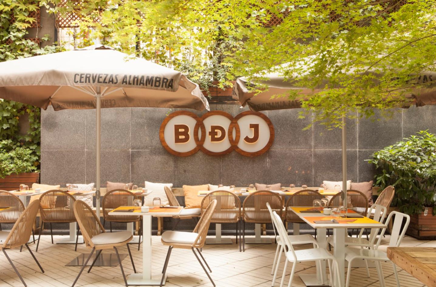 BDJ Restauración Singular Market Madrid