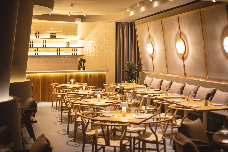 restaurante madrid lettera tratoria moderna mobiliario singular market