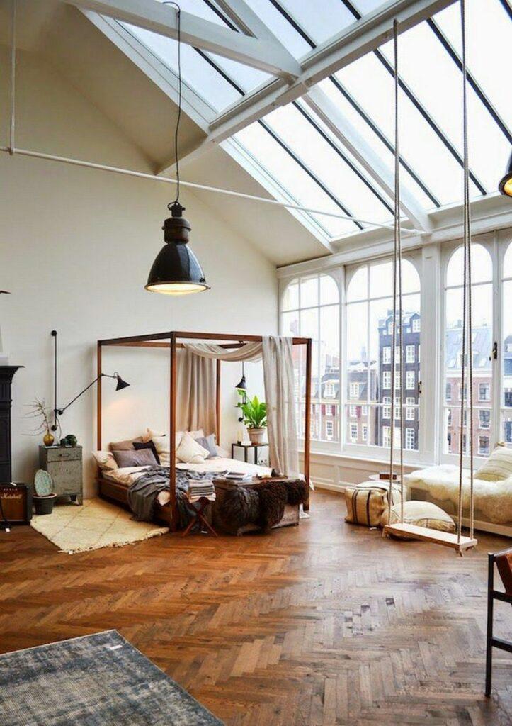 Industrial estilo habitación Singular Market