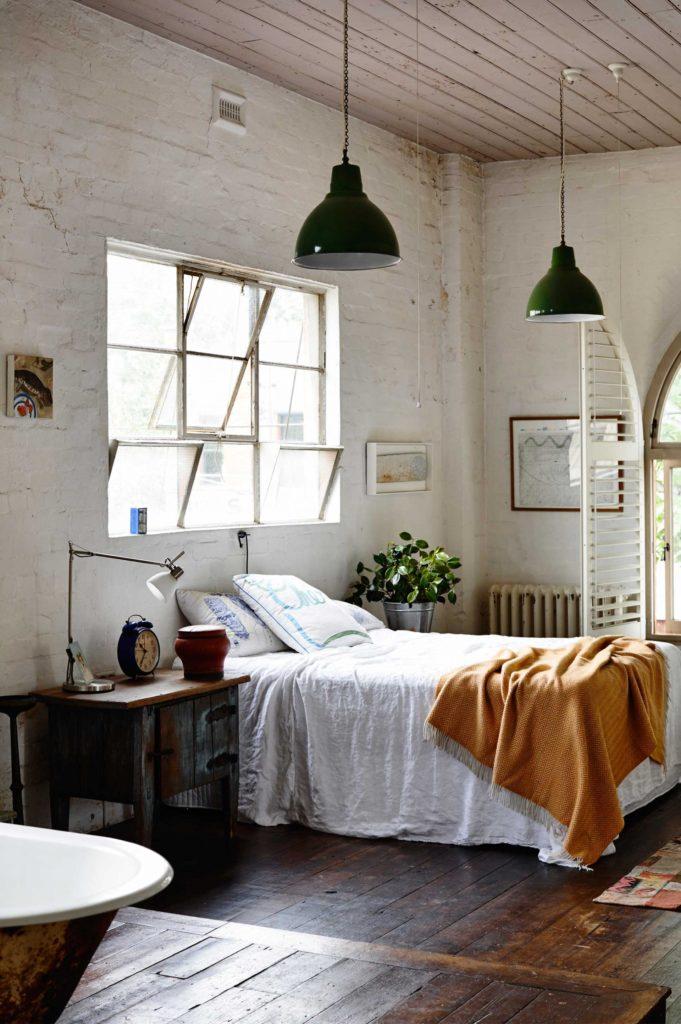 Industrial estilo dormitorio Singular Market