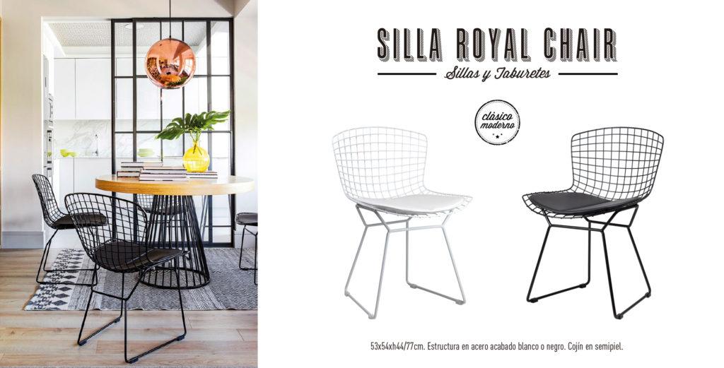 Silla Royal Singular Market