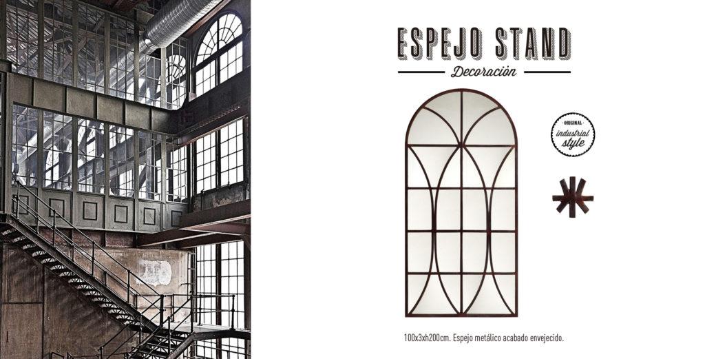 Espejo Stand Singular Market