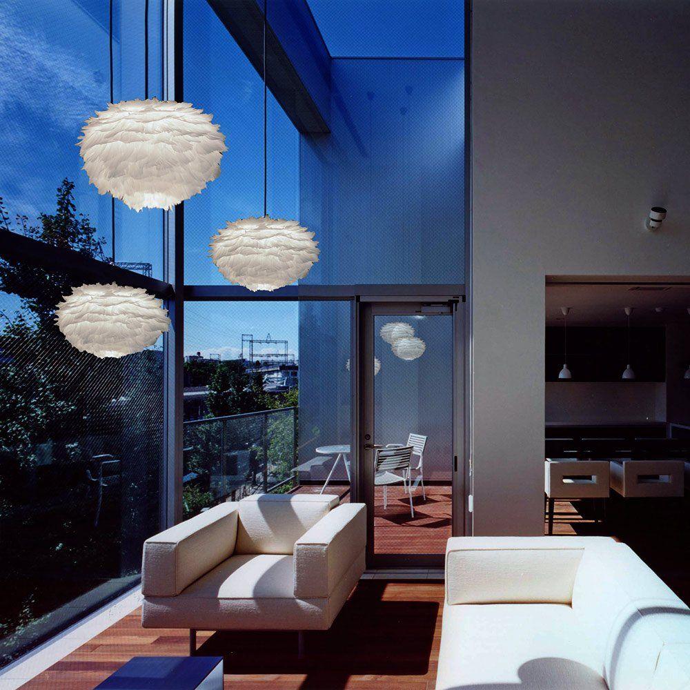 Lámpara de plumas Singular Market