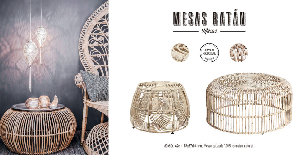 Mesa Ratán Singular Market