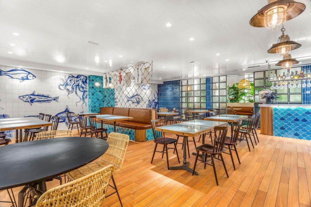 Decoración Restaurante Interiorismo Mobiliario Restaurante Hostelería