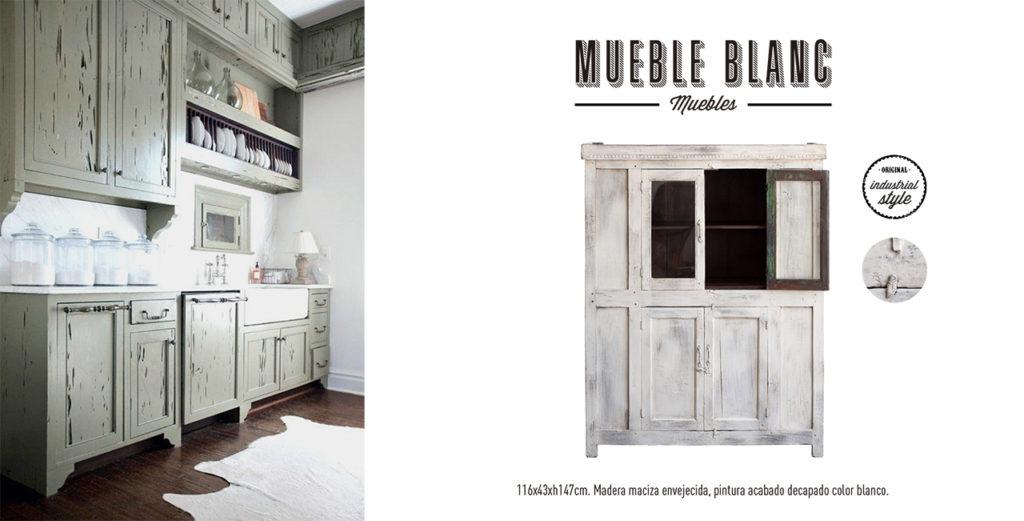 Mueble Blanc Singular Market