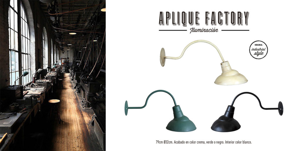 Aplique Factory Singular Market