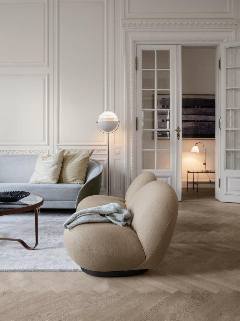 Consejos para decorar salón minimalista