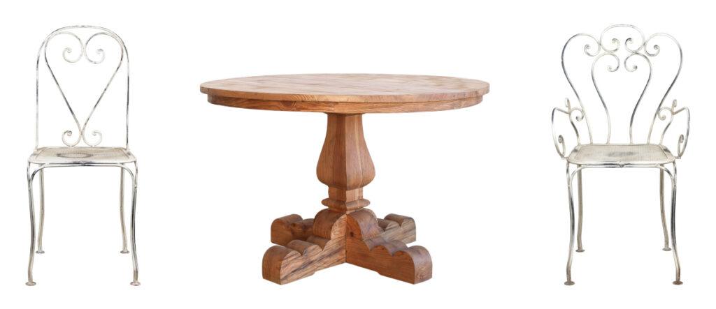 Mesa y sillas de jardín de venta en singular market