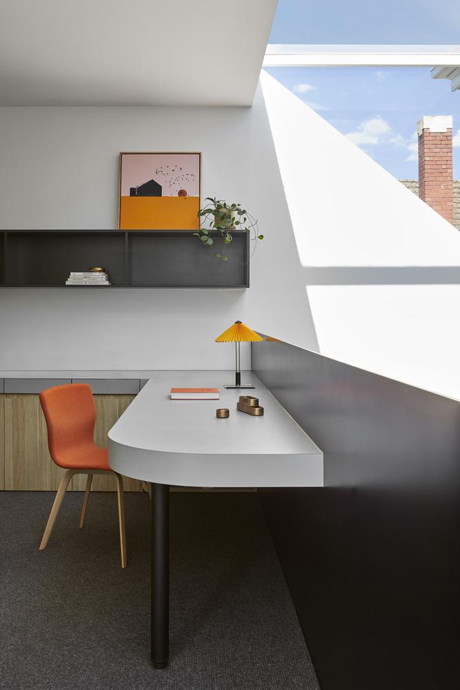 Mesa de escritorio de diseño